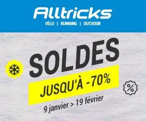 Code promo Soldes d'hiver : jusqu'à -70% + 10% suppl. sur une sélection de produits running et outdoor