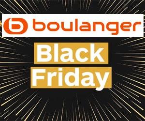 Bon plan Black Friday : jusqu'à - 50% sur une sélection petit et gros électroménager, HI-FI, téléphone, gaming