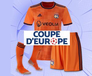 Bon plan Découvrez la collection Coupe d'Europe