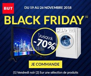 Bon plan Black Deals : jusqu'à -70% de remise + livraison offerte dès 29€ d'achats