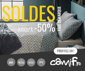 Code promo Soldes d'hiver : jusqu'à -50% + 10% suppl. dès 500€ d'achat avec code promo