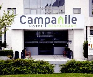 Code promo 10 euros OFFERTS chez Campanile avec code promo