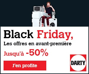 Bon plan Black Friday : jusqu'à -83% de remise sur de nombreux produits tous univers