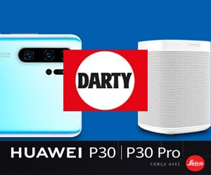 Bon plan Smartphone Huawei P30/P30 Pro + Enceinte Sono One OFFERTE