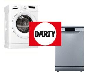 Bon plan Darty Days : jusqu'à -30% sur le lavage + livraison et installation OFFERTES