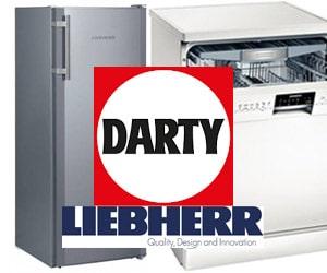 Code promo - 10% en gros électroménager sur tous les produits de la marque LIEBHERR dès 399€