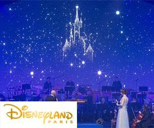 Bon plan Samedi 15 juin 2019 : Super Soirée Jazz à Disneyland® Paris à partir de 79€