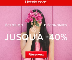 Bon plan Savings In Bloom : jusqu'à -40% de remise
