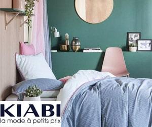 Bon plan Jusqu'à -40% sur une sélection de linge de lit, tapis, rideaux...