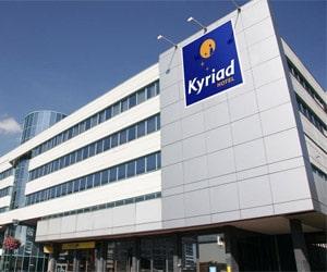 Code promo 10 € de remise sur votre chambre d'hôtel Kyriad