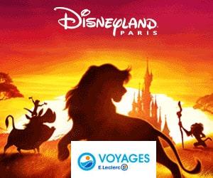 Bon plan Jusqu'à - 35% sur votre séjour Disney + séjour offert pour les -12 ans + 100€ de carte cadeau offerts