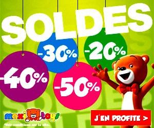 Bon plan Soldes d'hiver : jusqu'à -50% sur une sélection de jeux et jouets