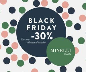 Bon plan Black Friday : 30% de réduction  sur toute une sélection de produits