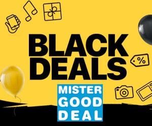 Code promo Black Friday : -10% de remise supplémentaire sur de nombreux produits