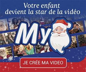 Code promo Vidéo magique personnalisée du Père Noël pour votre enfant