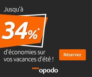 Bon plan Jusqu'à 34% d'économies sur votre VOL + HOTEL
