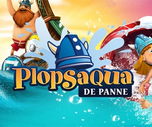 Code promo 5€ de réduction sur le ticket Plopsaqua