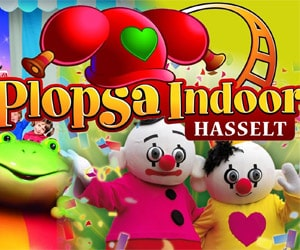 Code promo 5€ de réduction sur le ticket Plopsa Indoor Hasselt