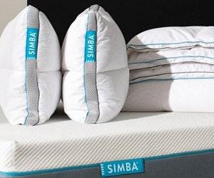 Code promo 2 Oreillers Simba Hybrid® d'une valeur de 210€ pour tout d'achat d'un Matelas Simba Hybrid®