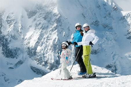 Bon plan Bons plans vacances au ski en Autriche : Zillertal, Ischgl, Oetztal...