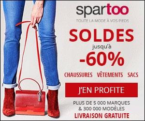 Bon plan Soldes : jusqu'à -60% + 5% supplémentaires dès 60€ d'achat avec code promo