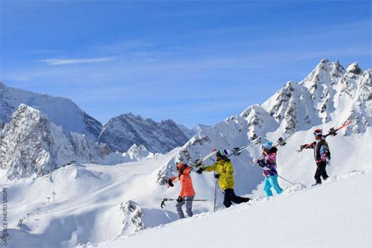 Bon plan OFFERT : le 7ème jour de location de skis ou snowboard