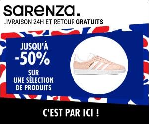 Code promo 10% supplémentaires dès 100€ d'achat sur l'opération French Days