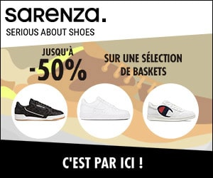 bon reduction sarenza