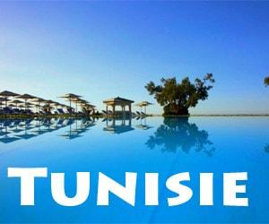 Séjours Tunisie dès 299€/personne en formule TOUT COMPRIS + annulation gratuite