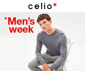 La men's week : jusqu'à -50% sur une sélection d'articles