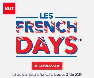 French Days : jusqu'à -50% sur les produits fabriqués en FRANCE + livraison offerte dès 29€